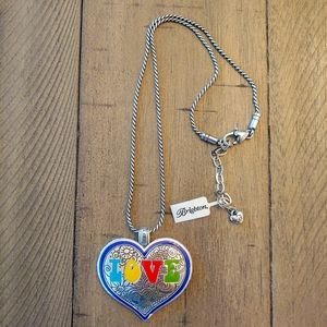 NWT Brighton Summer of Love Necklace